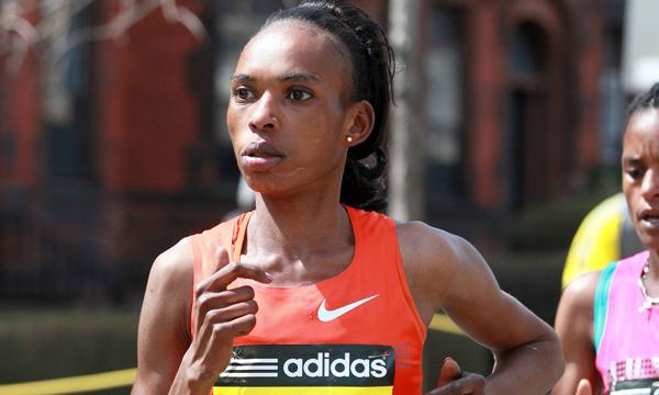Допинг-проба В кенийской легкоатлетки Риты Джепту дала положительный результат