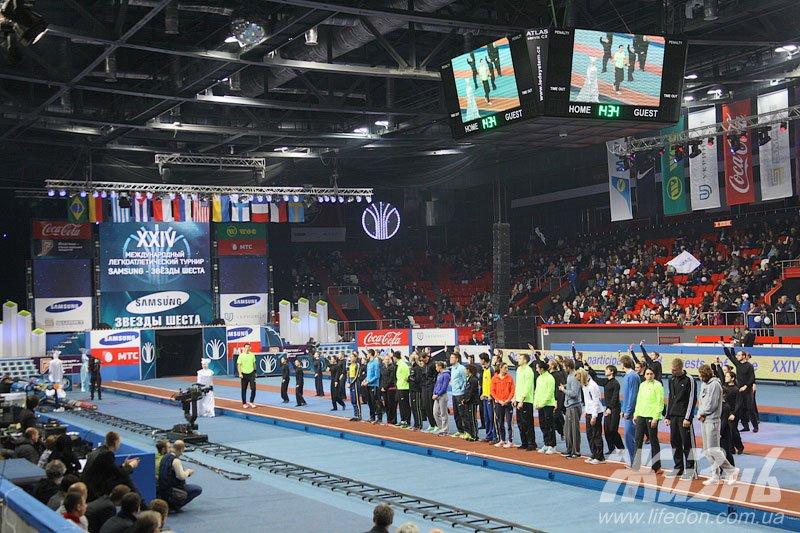 Россияне готовы выступить в Украине на ежегодном турнире