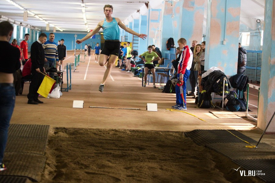 Во Владивостоке состоялся чемпионат Приморского края по легкой атлетике