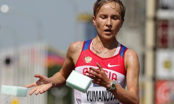 Ирина Юманова и Надежда Мокеева дисквалифицированы за употребление допинга на 2 года