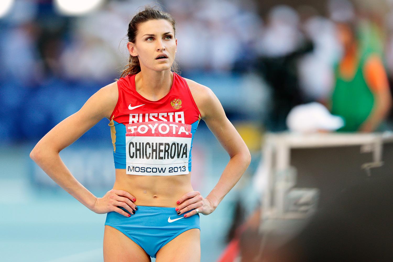 Анна Чичерова полностью восстановилась после старых травм