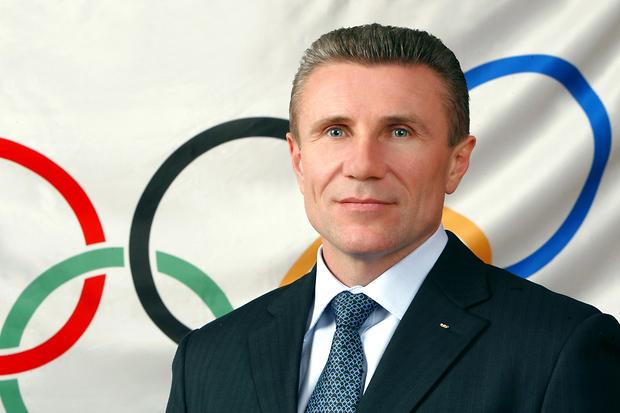 Сергей Бубка баллотируется на пост главы IAAF