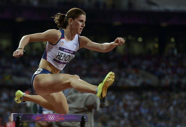 Чемпионка мира в беге на 400 м с барьерами Сузанна Хейнова выступит на «Русской зиме»