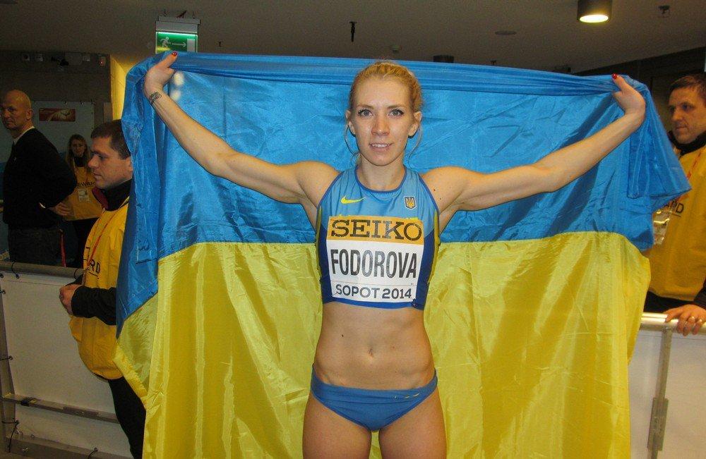Алина Федорова – победительница чемпионата Украины в пятиборье