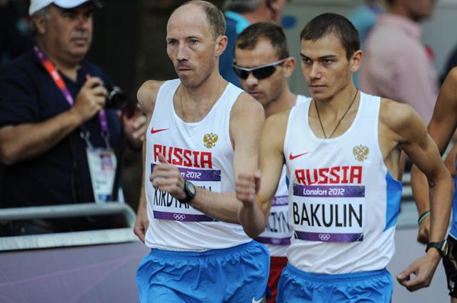 Решение по дисквалификации ходоков РФ примут не позднее чем через 45 дней