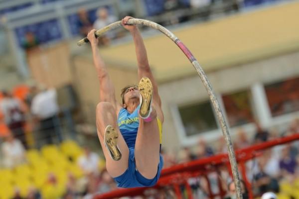 Александр Корчмидт – победитель чемпионата Украины в прыжках с шестом