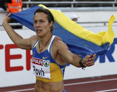 Леся Повх – победительница чемпионата Украины в беге на 60 метров+Видео