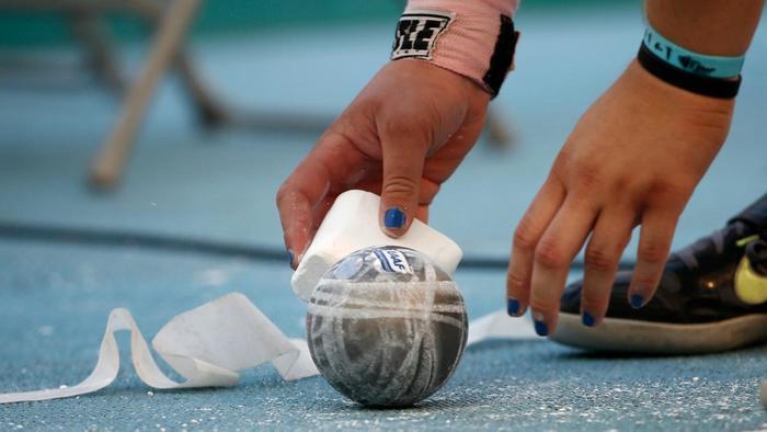 Анастасия Подольская выиграла зимний Чемпионат России по легкой атлетике в толкании ядра
