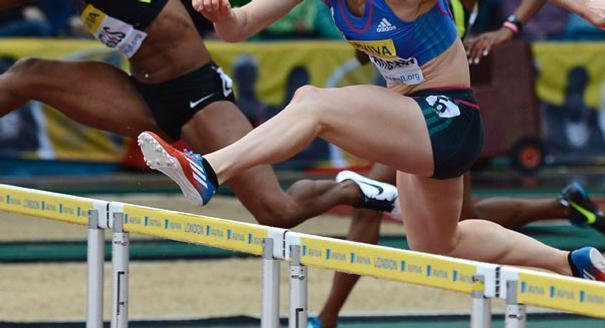 Нина Морозова выиграла золото в барьерном беге на 60 м на Чемпионате России в помещении