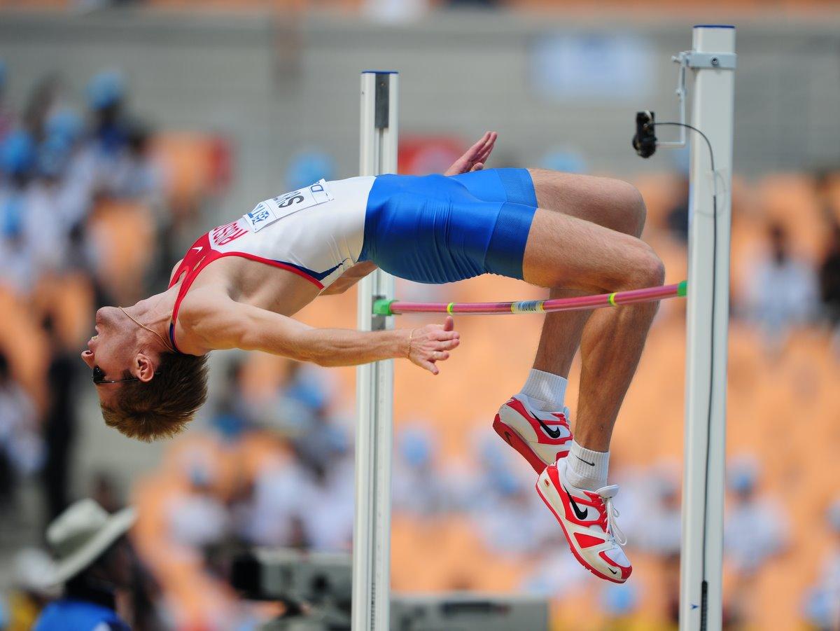 Александр Шустов выиграл зимний Чемпионат России в прыжках в высоту