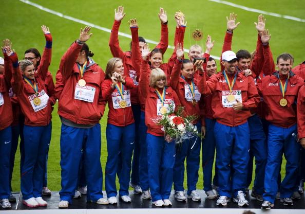 Предварительный состав сборной России для участия в Чемпионат Европы включает 46 легкоатлетов