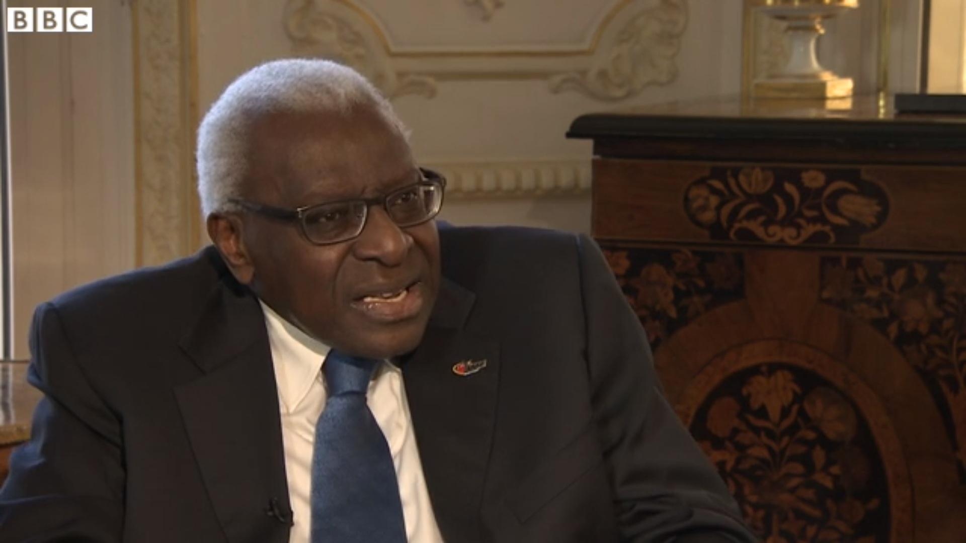 Президент IAAF Ламин Диак признал: в мировой легкой атлетике кризис