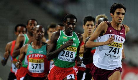 IAAF может ужесточить дисквалификацию бегуна Дриуча из-за его фото с Мо Фара