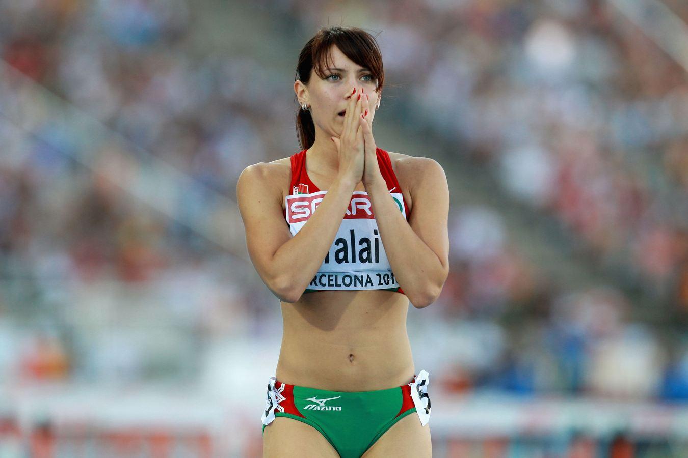 Алина Талай победила в финале забега на 60 м с/б на Чемпионате Европы с национальным рекордом + Видео