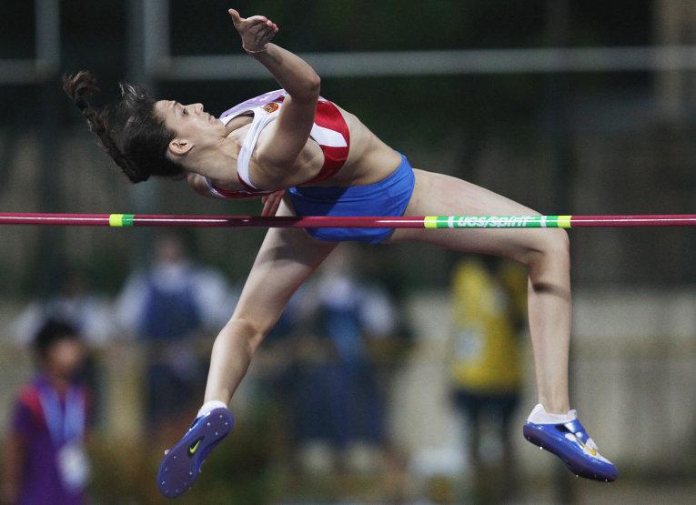Мария Кучина завоевала золото в прыжках в высоту на Чемпионате Европы + Видео
