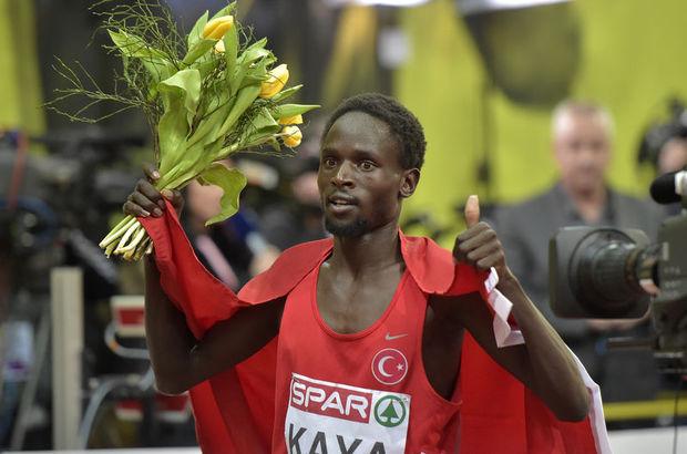 Али Кая одержал победу в беге на 3000 м на Чемпионате Европы 2015 + Видео