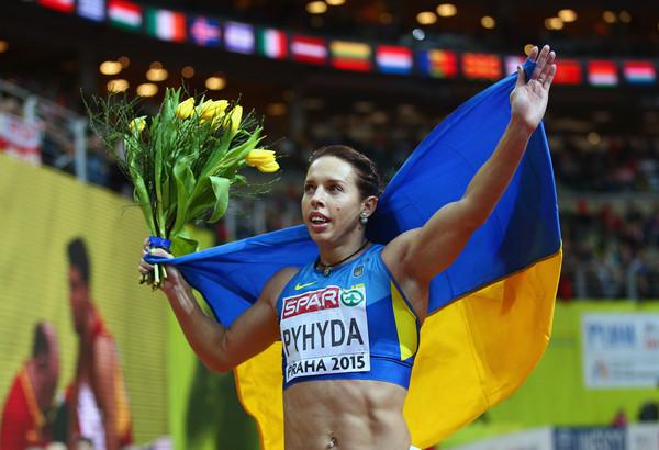 Наталья Пигида завоевала золото Чемпионата Европы 2015 в беге на 400 м + Видео