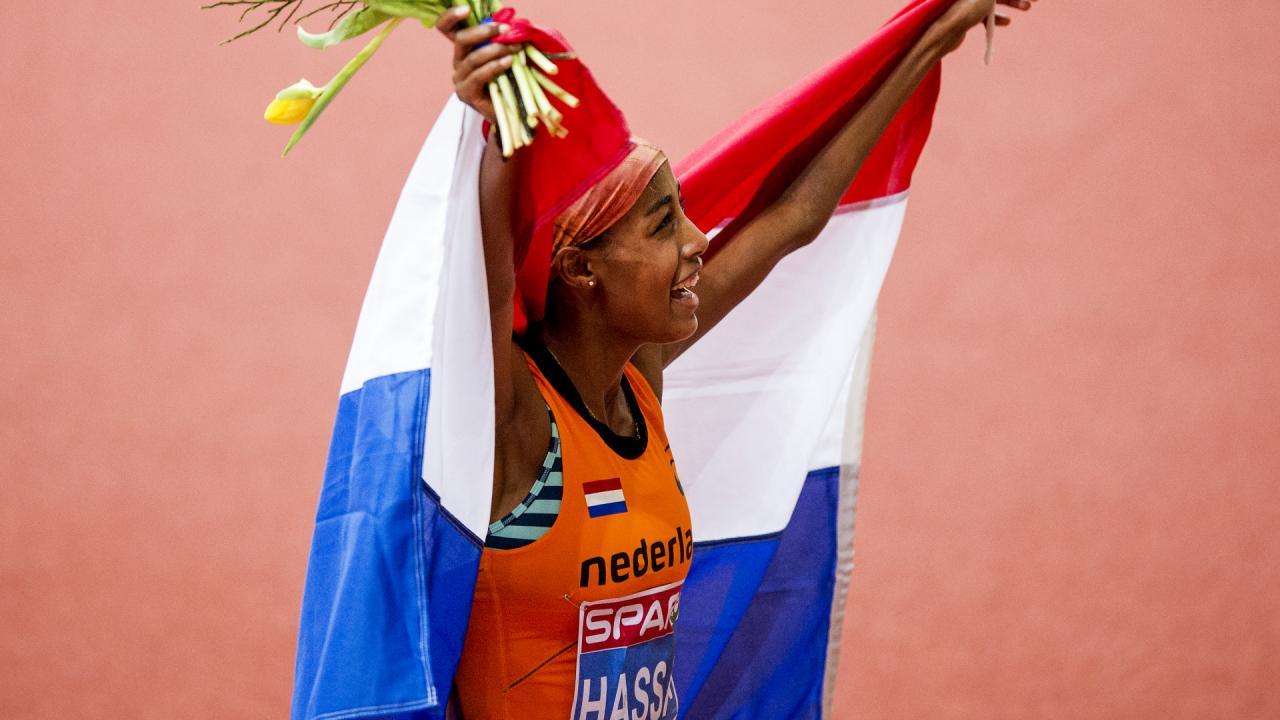 Сифан Хассан – победительница забега на 1500 м на Чемпионате Европы в Праге + Видео