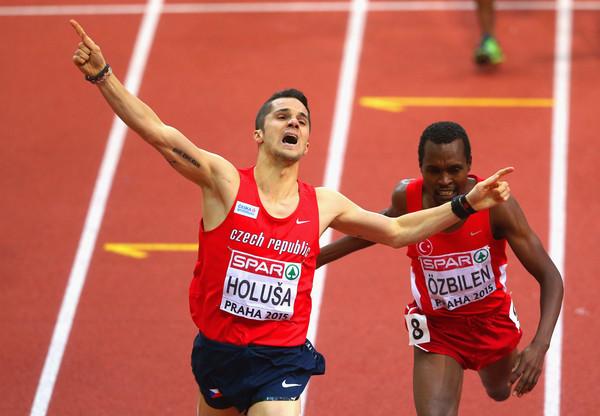 Якуб Голуша завоевал золото Чемпионата Европы по легкой атлетике в беге на 1500 м + Видео