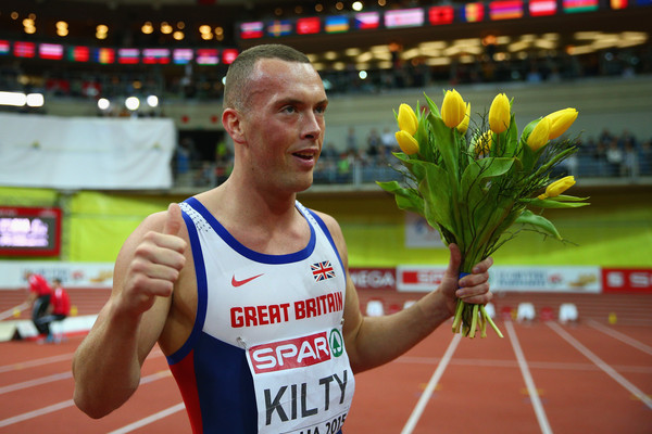 Ричард Килти – победитель забега на 60 м на Чемпионате Европы в Праге + Видео