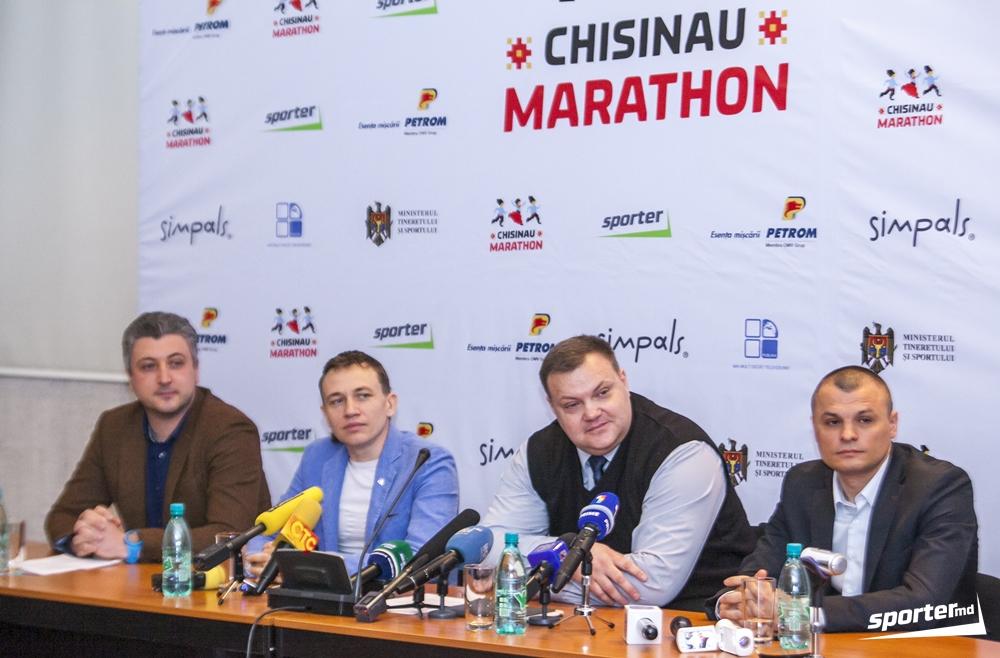 26 апреля состоится первый Кишинёвский марафон