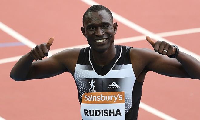 Дэвид Рудиша одержал победу на соревнованиях в серии IAAF World Challenge в Мельбурне + Видео