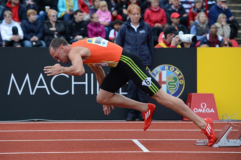 Джереми Уоринер одержал победу в дебютной 800-метровке на Bobcat Invitational 2015 + Видео