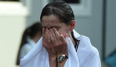 Олимпийская чемпионка Елена Лашманова не выступит на Олимпиаде в Рио-де-Жанейро