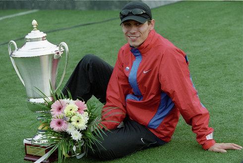 Олимпийский чемпион Юрий Борзаковский празднует 34-й день рождения - Поздравляем!