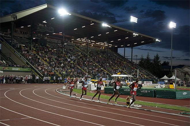 Чемпионат мира по лёгкой атлетике 2021 года пройдёт в Юджине