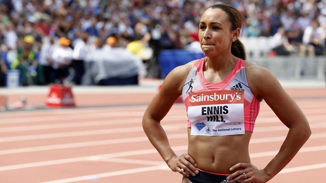 Джессика Эннис-Хилл обратилась к IAAF с просьбой лишить Татьяну Чернову золота Чемпионата мира 2011