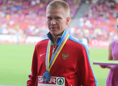 Цель Алексея Реункова - Рио-2016