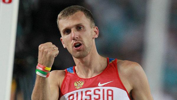 Прыгун в высоту Алексей Дмитрик планирует начать соревновательный сезон в июне