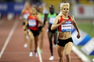 Анна Мищенко - победительница IAAF World Challenge в Японии на дистанции 1500м
