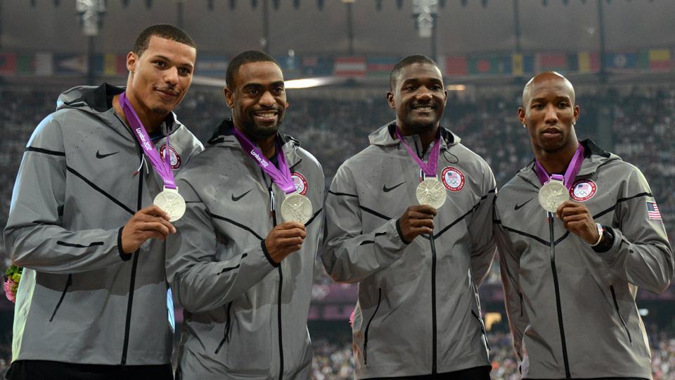 У американцев отобрали олимпийскую медаль из-за допинг-пробы Тайсон Гэя