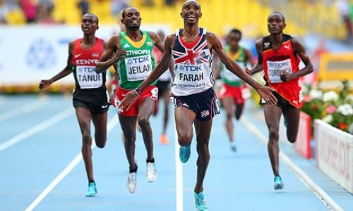 Мо Фара станет марафонцем с 2017 года