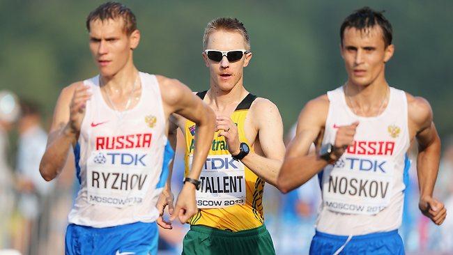 Австралийский легкоатлет Джаред Таллент назвал российских ходоков грязными обманщиками