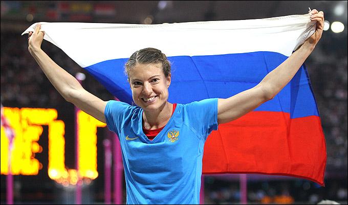 Елена Соколова начнет сезон на этапе Бриллиантовой лиги в Риме