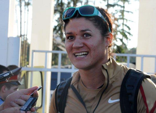Лысенко выступит на командном чемпионате России спустя три месяца после рождения ребенка