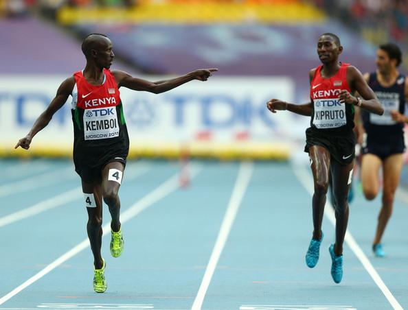 Кенийцы победили в беге на 3000м с препятствиями на этапе Бриллиантовой лиги в Юджине +Видео