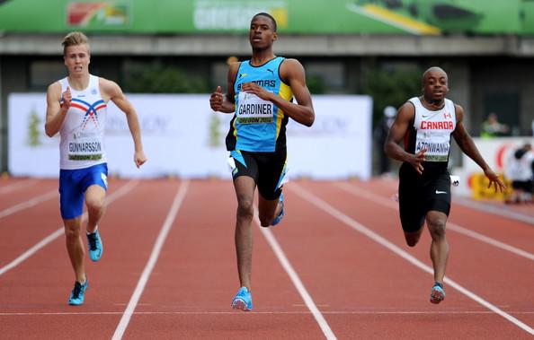 Стивен Гардинер победил в беге на 400м на этапе Бриллинтовой лиги в Осло +Видео