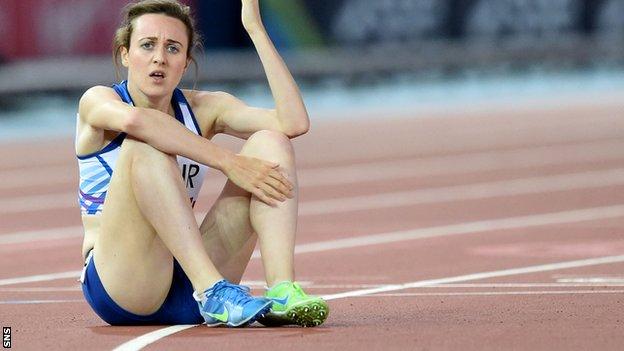 Лора Мюир выиграла 1500м на этапе Бриллиантовой лиги в Осло +Видео