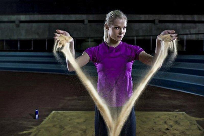 Клишина и Сотникова снялись для обложки Vogue Sport