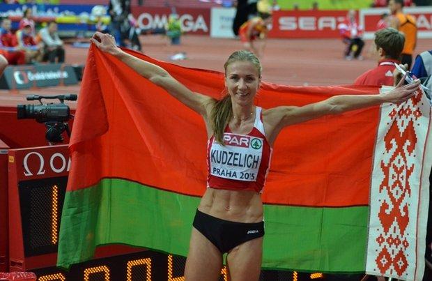 Светлана Куделич - призерка на 3000м с препятствиями этапа Бриллиантовой лиги в Нью Йорке +Видео