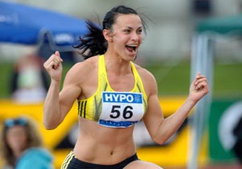 Анна Касьянова победительница в Кладно