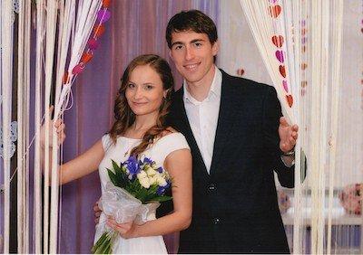 Сергей Шубенков женился!