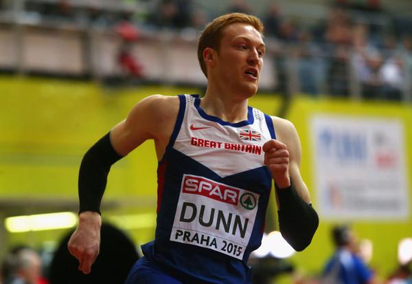 Джаррид Данн победил на командном чемпионате Европы в беге на 400м +Видео