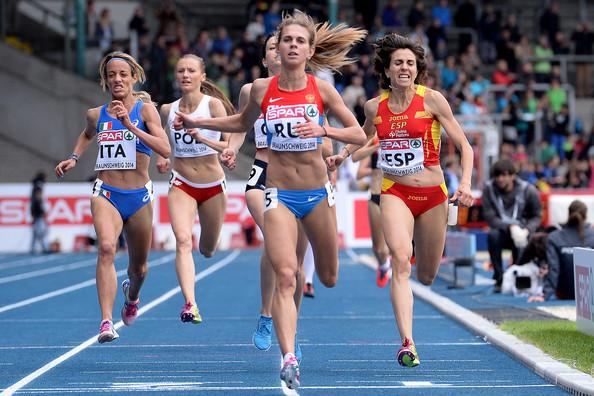 Елена Коробкина – третья в беге на 3000 м на командном чемпионате Европы в Чебоксарах +Видео