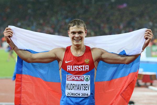 Денис Кудрявцев победил на командном чемпионате Европы в барьерном беге на 400 м +Видео