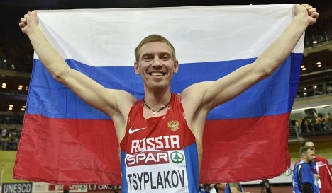 Даниил Цыплаков победил на командном чемпионате Европы в прыжках в высоту +Видео